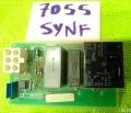 Oce 7055 Relay used board
