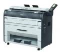 KYOCERA KM4800w USED A0 copier