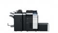 Konica c754 color used printer A3 A4