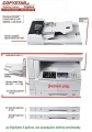 KM1650, Copystar DC 2116,  φωτοαντ/κό +εκτυπ. δικτυου