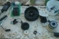 Oce 9400  gears + others