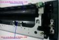 Fuser Heat Roller upper, Πανω κυλινδρος φουρνου UHR