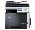 Konica c35 copier printer scanner fax + FORM