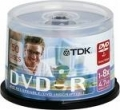 TDK DVD 50-Pack Media,