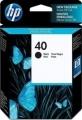 HP DNJ 450c INK 40 BLACK 42ml 51640AE