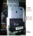KM3035 fuser change 312@ Copystar