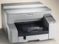 Ricoh GX 3000 printer, color pigment.